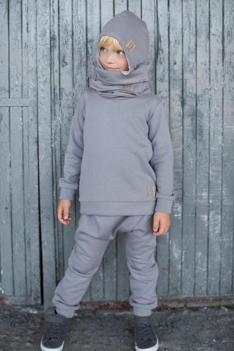 Winter BAGGY grey