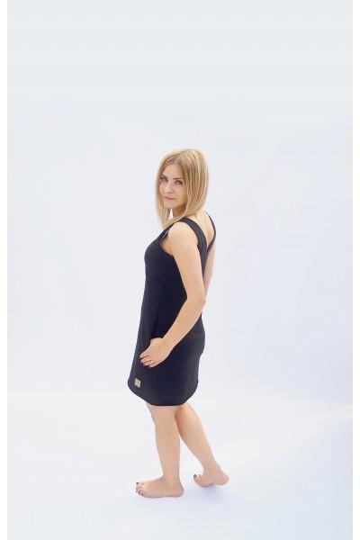 sukienka damska SIMPLE balck tuss