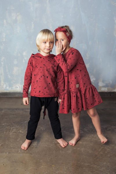 Bluza hoodie Spots tuss