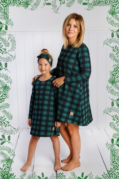 Sukienka Lovely zielona