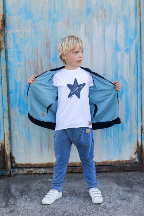 T-shirt STAR white