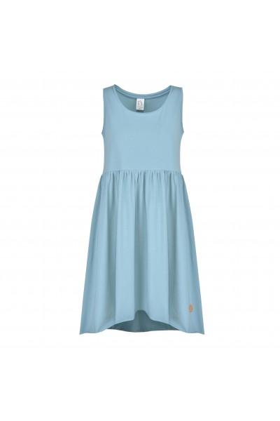 Sukienka Summer dusty blue damska