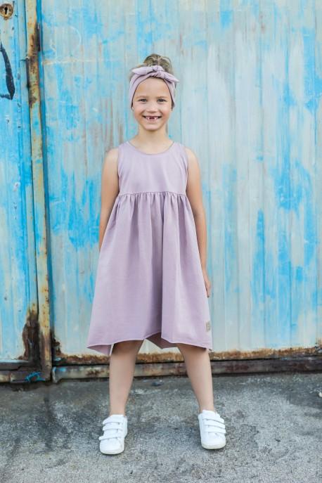 Sukienka Summer dusty pink