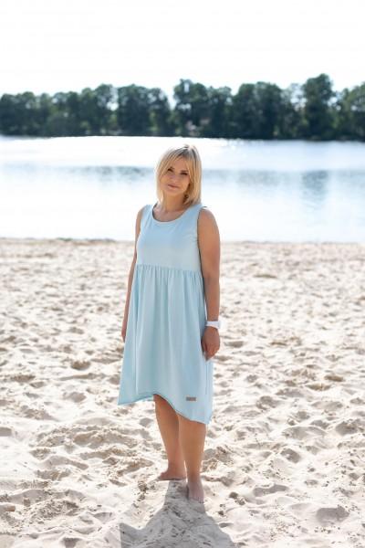 Sukienka Summer Aqua damska