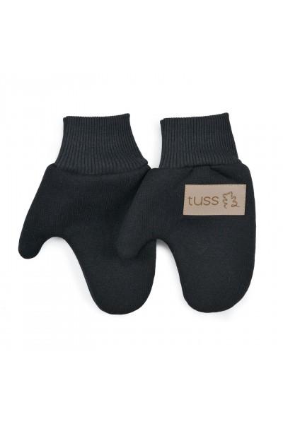 Rękawiczki TUSS black