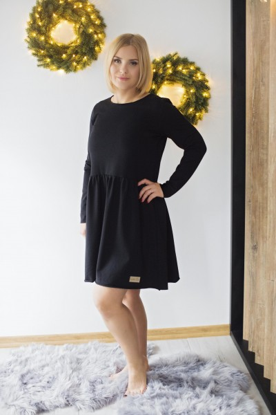 Sukienka damska EVA black