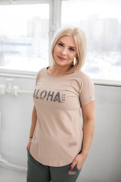 T-shirt damski ALOHA