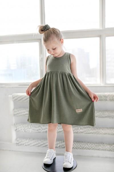 Sukienka SUMMER khaki