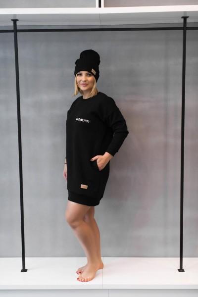 Sukienka damska RIB tuss black