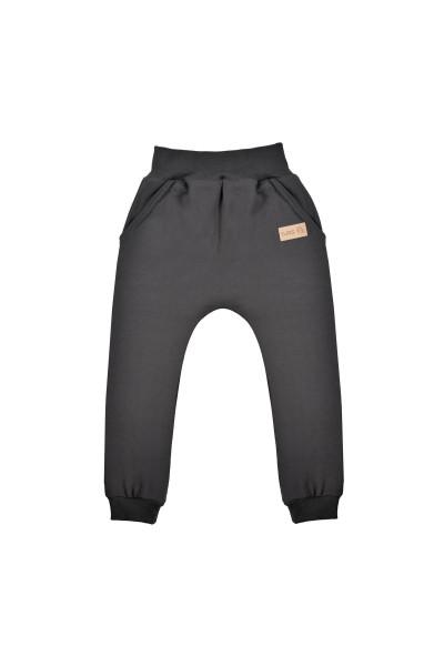 Spodnie BAGGY graphite