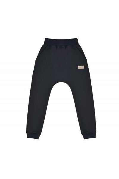 Spodnie BAGGY black
