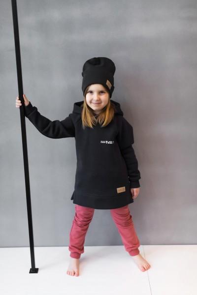 Bluza dziecięca HOODIE winter graphite